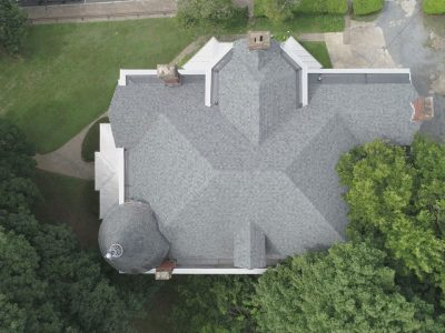 Roof Shingle Installation