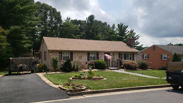 Roofing Contractor in Staunton, VA